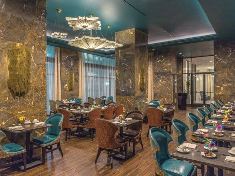 Restaurant in New Orleans | The Jung Hotel & Residences